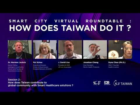 How Does Taiwan Do It? Session 2: How does Taiwan contribute to the global community?