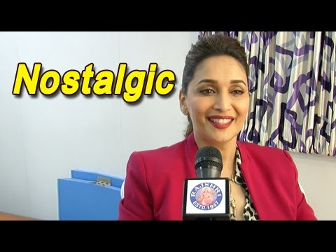 Madhuri - Share this on Facebook: http://goo.gl/jCle9j Tweet it: http://goo.gl/a2TY43 Watch the exclusive interview of Madhuri Dixit who gets nostalgic about her journ...