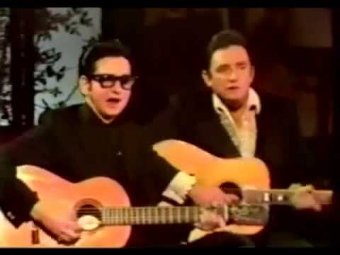 Roy Orbison And Johnny Cash   Pretty Woman