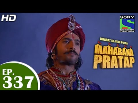 Bharat Ka Veer Putra Maharana Pratap - महाराणा प्रताप - Episode 337 - 25th December 2014