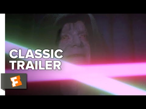 Star Wars: Episode VI - Return Of The Jedi (1983) Trailer #2 | Movieclips Classic Trailers