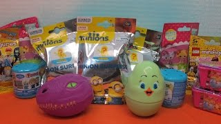 In this video I open 13 blind bags, eggs and Shopkins.