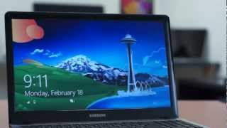 Samsung Series 3 - 370 Video Review - Laptop.bg (English Full HD Version)