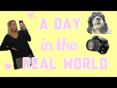 VLOG: A DAY IN ADULT WORLD