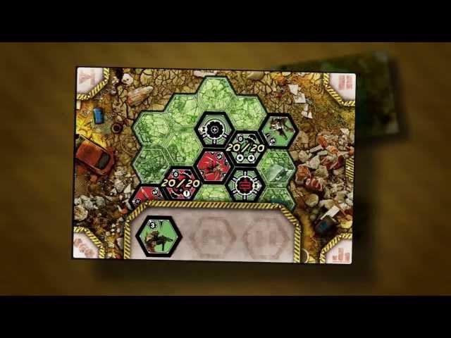 Neuroshima Hex Android Trailer