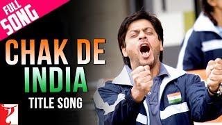 Video Chak De India | Full Title Song | Shah Rukh Khan | Sukhvinder Singh | Salim | Marianne D'Cruz MP3, 3GP, MP4, WEBM, AVI, FLV Juli 2018