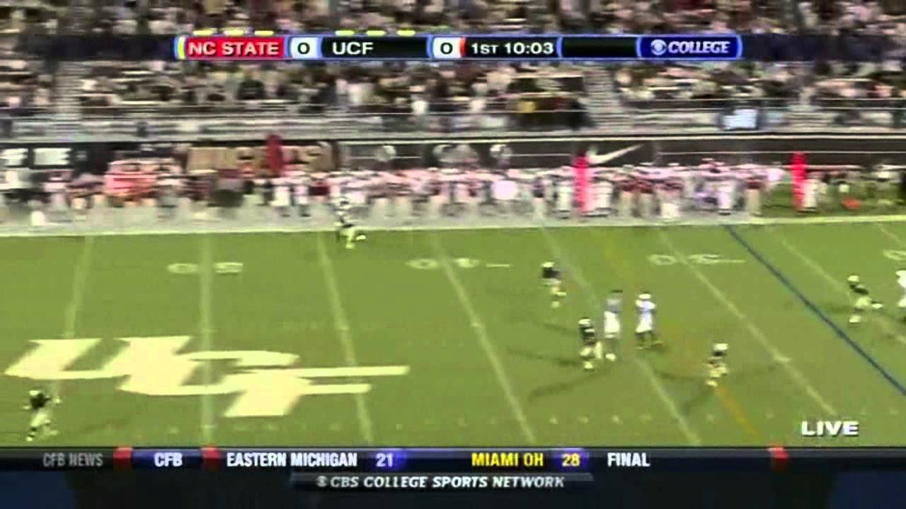 Darius Nall vs Rice and NC State vs  ()