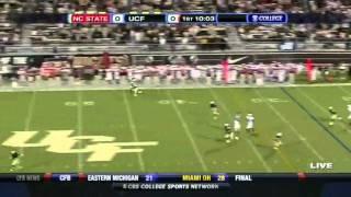 Darius Nall vs Rice and NC State vs  ()