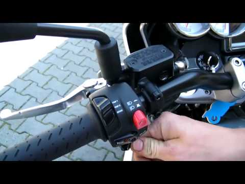 Anleitung - Moto Guzzi 1200 Sport 4V ABS -2010 Motorrad