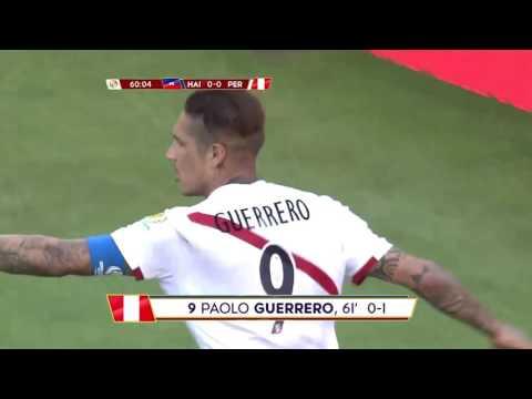 Copa America Highlights: Haiti 0 - 1 Peru