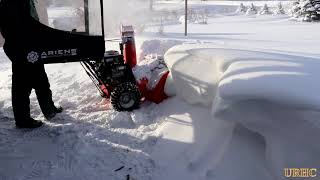 6. 3rd Use Of My New 2018 Junk Ariens Platinum Just As Disappointing As The First 2