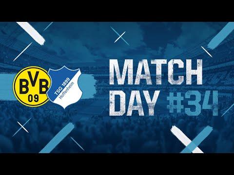 Borussia Dortmund x TSG Hoffenheim (1. Bundesliga ...