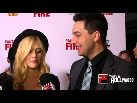 "Katherine McNamara Talks About Her MTV Show ""Happyland!"""
