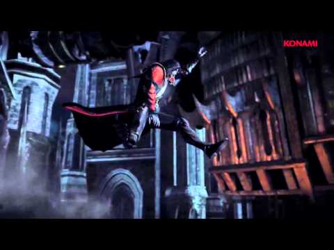 трейлер Castlevania: Lords of Shadow 2
