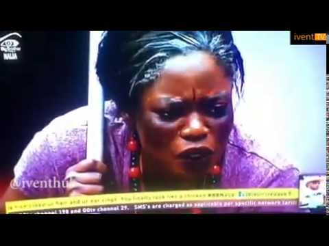 Watch Multi-talented Bisola Act and Sing at the Big Brother Naija 2017 house