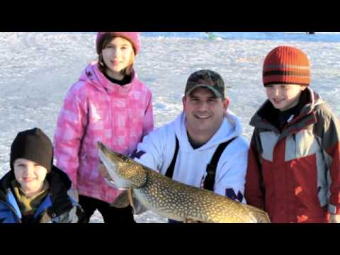 American Angler Leagues - Youth Ice Fishing Season 2013