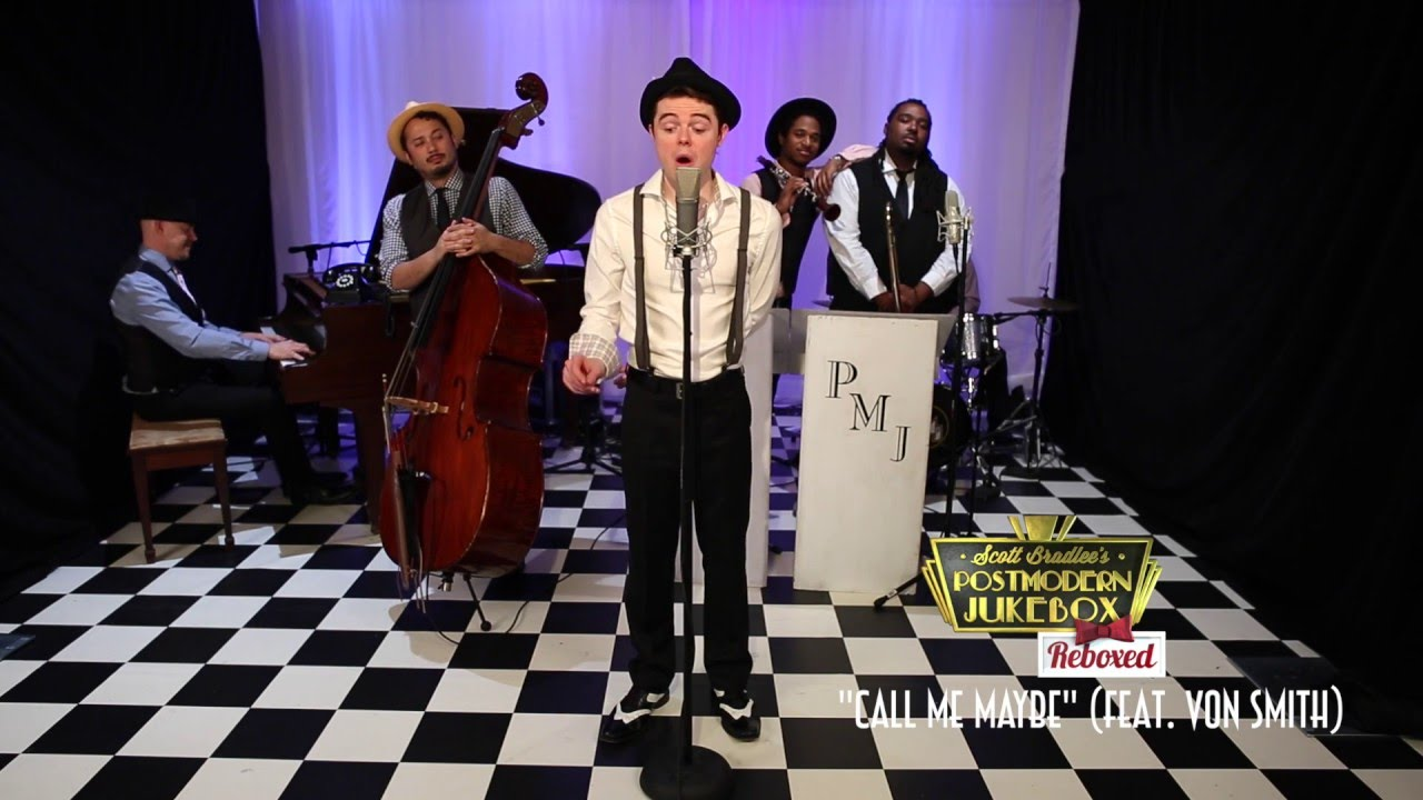 Call Me Maybe – Postmodern Jukebox : Reboxed Cover ft. Von Smith