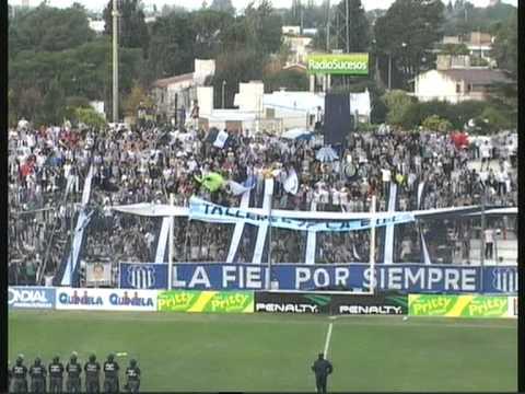 Video - Yo vengo por la camiseta.mpg - La Fiel - Talleres - Argentina