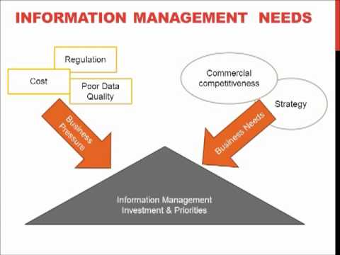 What is Data Management or Information Management or Knowledge Management?