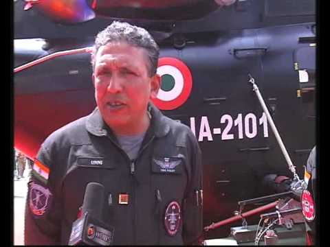 Aero India 2013: ALH Mk-IV 'Rudra' handed over to army