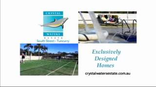 Tuncurry Australia  city images : Crystal Waters Estate, Tuncurry - Over 55s lifestyle village, Foster NSW Australia