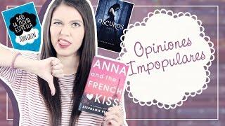 LIBROS Y AUTORES QUE NO ME GUSTAN | [BOOK TAG] ¡Opiniones impopulares!