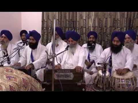 Bhai Davinder Singh Ji Khalsa Khanne Wale jammu SImran Sadhna 25 09 2015