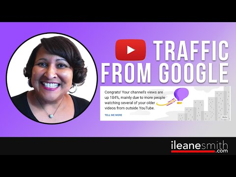 Watch 'Google Search Sent a Huge Surge of Traffic to My YouTube Channel'
