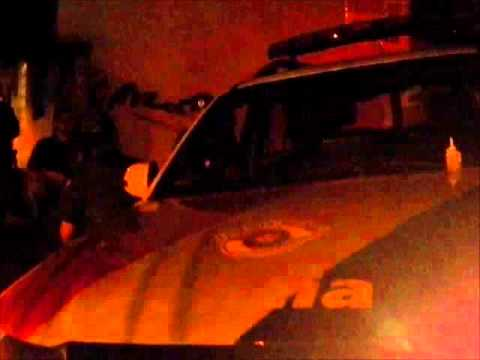 Acusado de roubo baleado na nuca agoniza e morre na Santa Casa