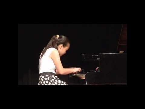 YPM Rising Stars 2014 - Nadia Justine - Piano