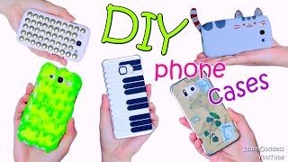Nonton 5 Diy Phone Case Designs      How To Make Slime  Pusheen  Piano  Map And Studded Phone Covers Film Subtitle Indonesia Streaming Movie Download