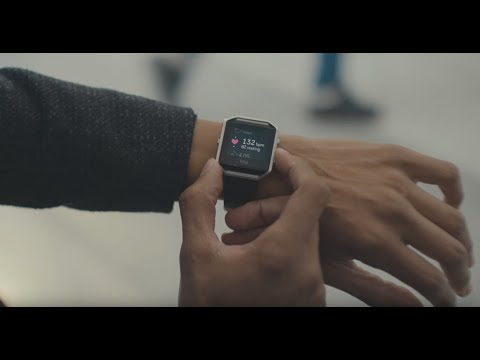 Fitbit Commercial for Super Bowl 50 2016, and Fitbit Blaze (2016) (Television Commercial)