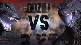 Godzilla 1994 vs Godzilla 2014 (300 subscriber/holiday special!)