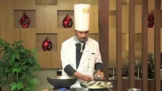 Chettinad Mushroom Masala (காளான் கறி) - Red Pix
