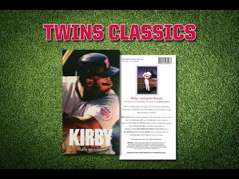 Kirby Puckett: Living the Dream (1996 Documentary)