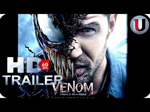VENOM - Official Trailer (2018) Tom Hardy Marvel Superhero Movie (HD)