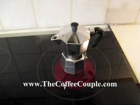 Coffee Couple Explains How To Use The Stovetop Coffee Pot
