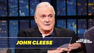 Video John Cleese Did Not Enjoy Filming Monty Python and the Holy Grail MP3, 3GP, MP4, WEBM, AVI, FLV Maret 2018