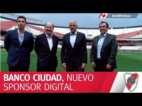 Banco Ciudad, nuevo sponsor digital