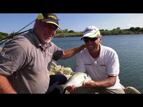 Tubertini Feeder in Tour - Feeder Fishing ad Arbatax e Peschiera di Tortolì (Tubertini)