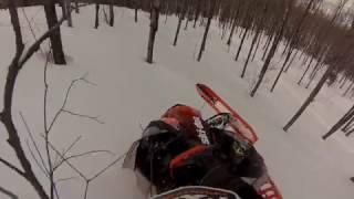 7. 2015 Ski Doo Backcountry X. UP Feb 2017