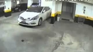 Đậu xe like a boss :))