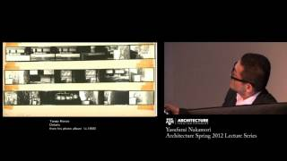 Yasufumi Nakamori discusses Modernism in Japanese design