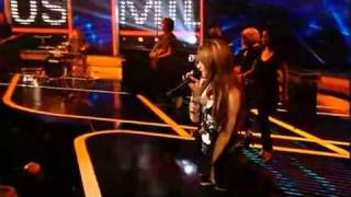 Miley Cyrus - 7 Things - The X Factor 2008