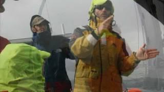 Aprender a navegar a vela - Curso de patrones y tripulantes
