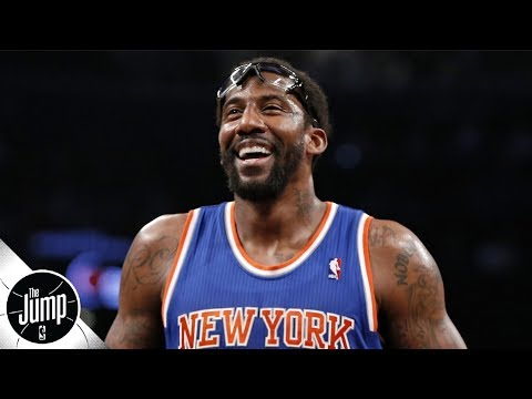 Video: Amar'e Stoudemire is considering a comeback | The Jump