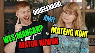 Video Mamaku Belajar Bahasa Jawa SUSAH BANGET! MP3, 3GP, MP4, WEBM, AVI, FLV September 2018