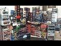 Diecast car 1:18 model car vintage, super cars, SUV, RC unboxing model cars