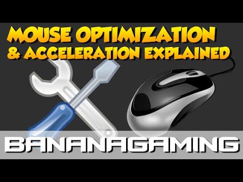 CS:GO - Noob to Pro / Mouse Optimization & Acceleration