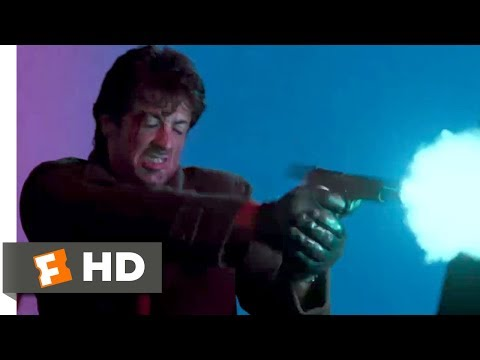 Cobra (1986) - Cobra Kills Scene (4/10) | Movieclips